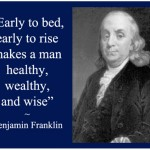 Proven Habit of the Wealthy – 6 Sensible Benefits of Early to Bed Early to Rise – The Power of Early AM