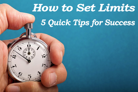 How to Set Limits for Your Small Business - 5 Quick Tips for Success