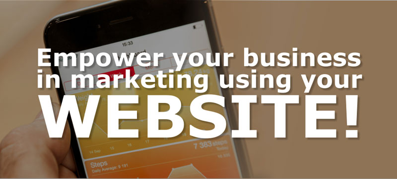 8 Things To Do To Empower Your Business In Marketing Using Your Website