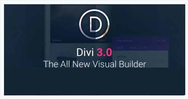 Divi – A Superior Multipurpose WordPress Theme